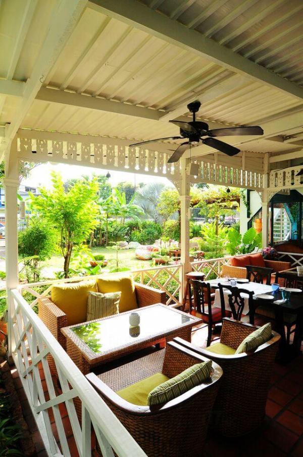 泰國總店Issaya Siamese Club,只供參考。