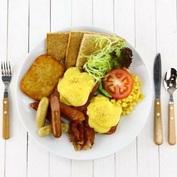 La Kaffa Cafe 北角(FB@La Kaffa Cafe 北角)