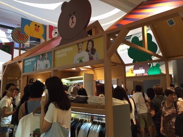 圖為台北店內相片,只供參考。