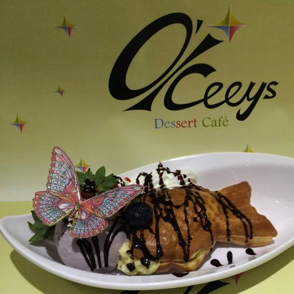 O'lceeys Dessert Cafe(圖:FB@O'lceeys Dessert Cafe)