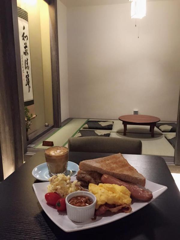 侘寂珈琲 (圖:FB@侘寂珈琲 WabiSabi Coffee)