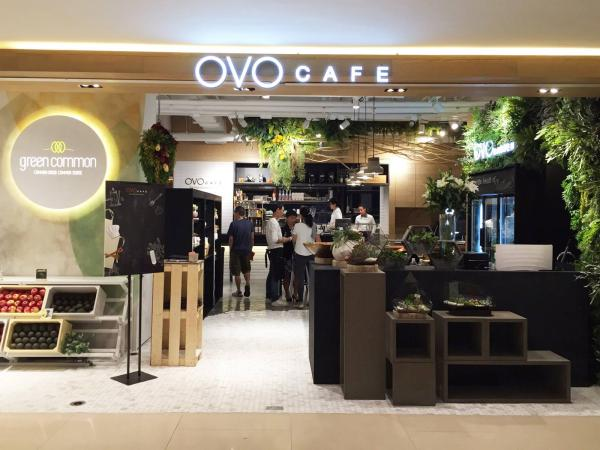 Green Common x OVO(圖:FB@Green Common)