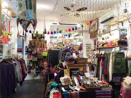 銅鑼灣Ekeko Store