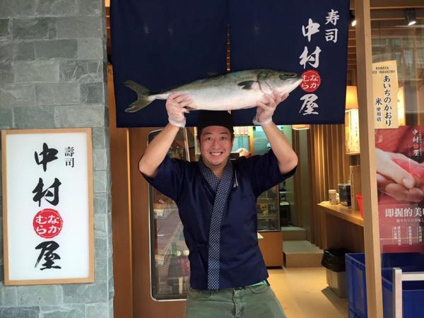 中村屋(圖:FB@中村屋 Sushi Nakamuraya)