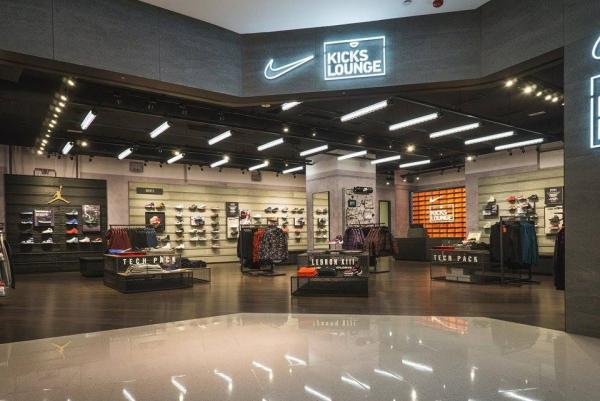 Nike Kicks Lounge(圖:FB@ Hysan Place及利舞臺at Lee Gardens)