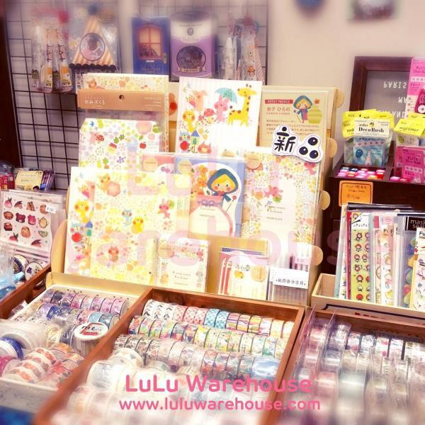 圖: FB@ Lu Lu warehouse