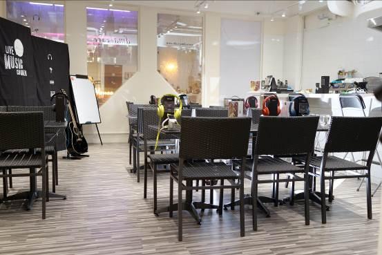 DMA Cafe