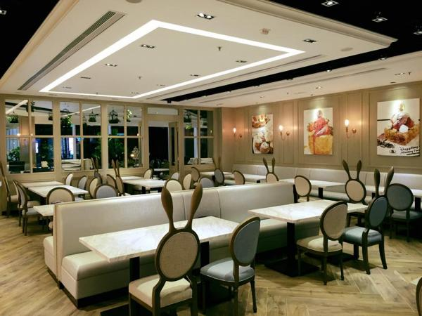 Dazzling café(圖:FB@Dazzling Cafe 蜜糖吐司專賣店 Hong Kong)