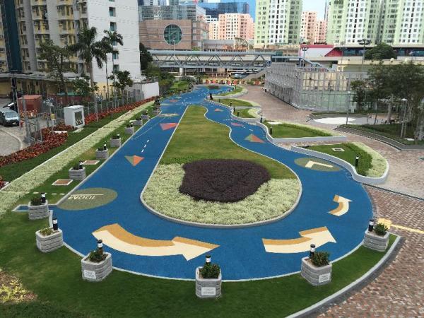 牛頭角公園(圖:香港政府資訊中心)