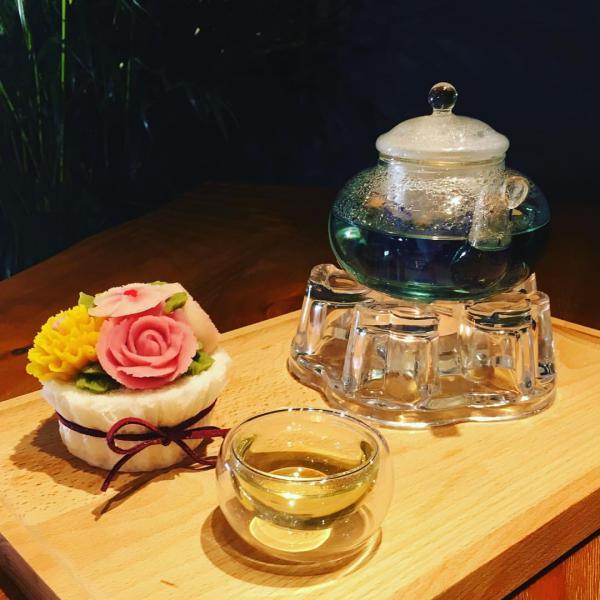 Flori Flower & Korean Dessert Cafe(圖:FB@Flori flower & Korean cafe / restaurant)