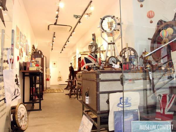 Museum CONTEXT(圖:Starstreet Precinct)