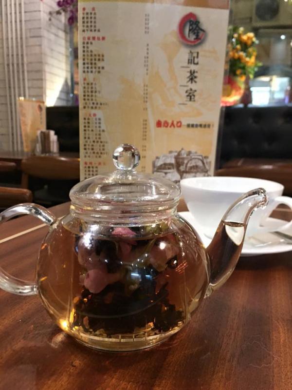 隆記茶室(圖:FB@隆記)