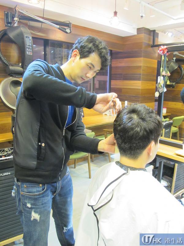 Soo Hair老闆兼髮型師曾在首爾江南區的髮型屋任職多年。