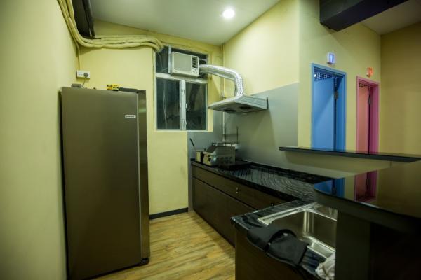 開放式廚房  (圖:hkbestbox官網)