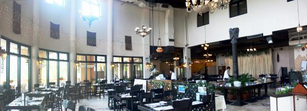 小白鷺餐廳環境(圖片來源:FB@白鷺湖互動中心)
