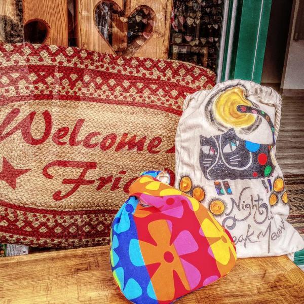 不同的DIY飾物及日用品 (圖:手繪紋身_長洲b&b FB專頁)
