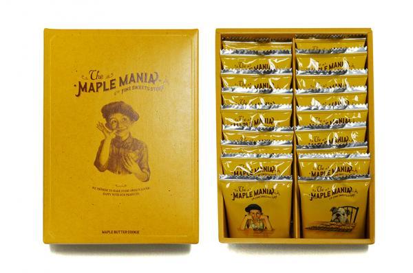 THE MAPLE MANIA