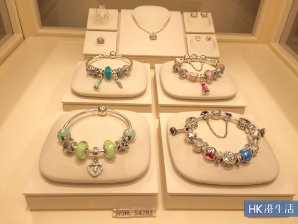 小鎮珠寶店由PANDORA呈獻
