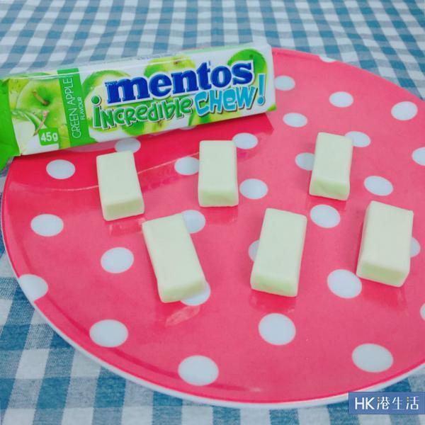 Mentos踩過界!抄Hi-Chew推生果味軟糖
