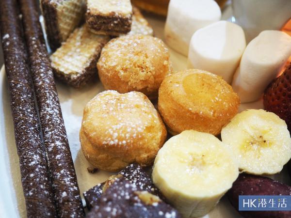 配自家製麻糬+雪糕!黃大仙甜品屋新推紫薯火鍋