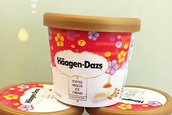 甜品迷心心眼!Häagen-Dazs麻糬雪糕登陸香港