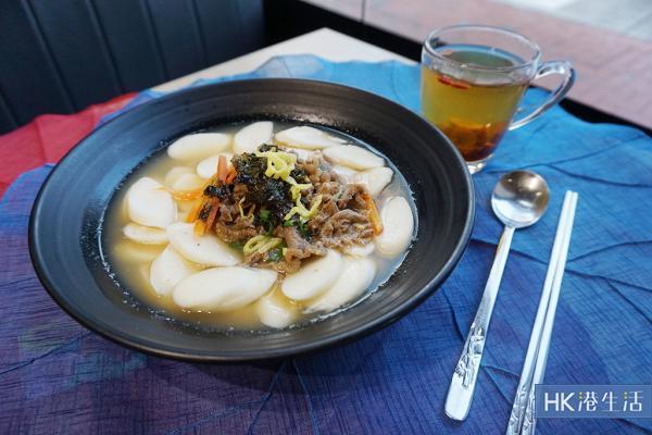 跟Oppa過年 韓國賀年年糕湯