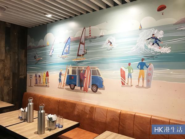 3種煮法配秘製醬汁!全新4千呎海洋主題餐廳開幕