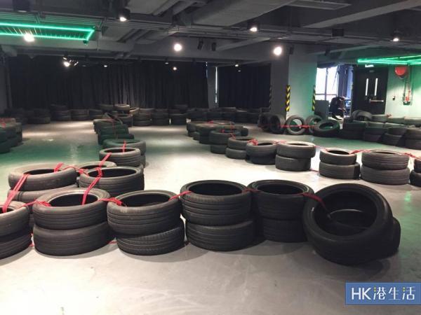 13,000尺場玩飄移!荔枝角新開賽車Café