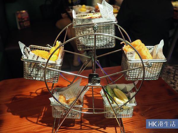 人均$150歎齊6款海產!酒吧宵夜海鮮大餐