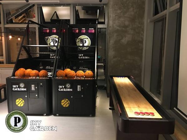 學生$35包場任玩!葵涌全新PartyRoom集波波池、籃球機、打牌