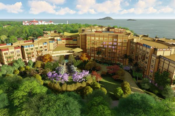 4大亮點率先睇!迪士尼第三間新酒店4月開幕