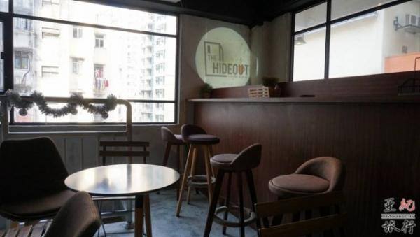 第三街的秘密基地 西營盤寧靜舒適Café