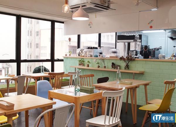 小木屋室內野餐 尖沙咀樓上小清新cafe