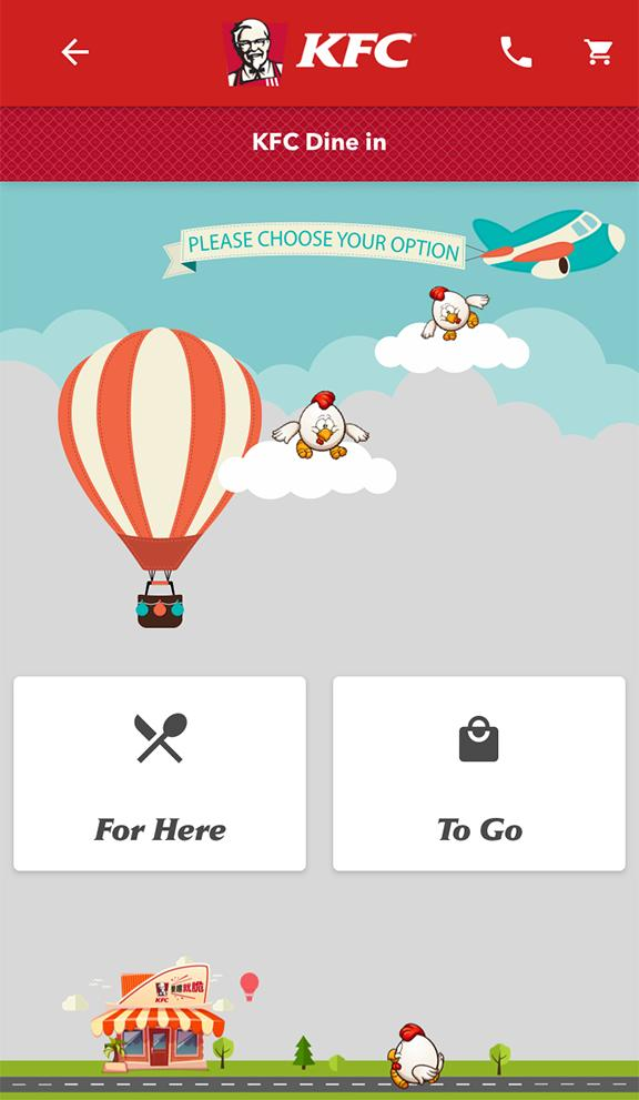 全新慳時間免排隊App!KFC「快趣點餐」服務亮相