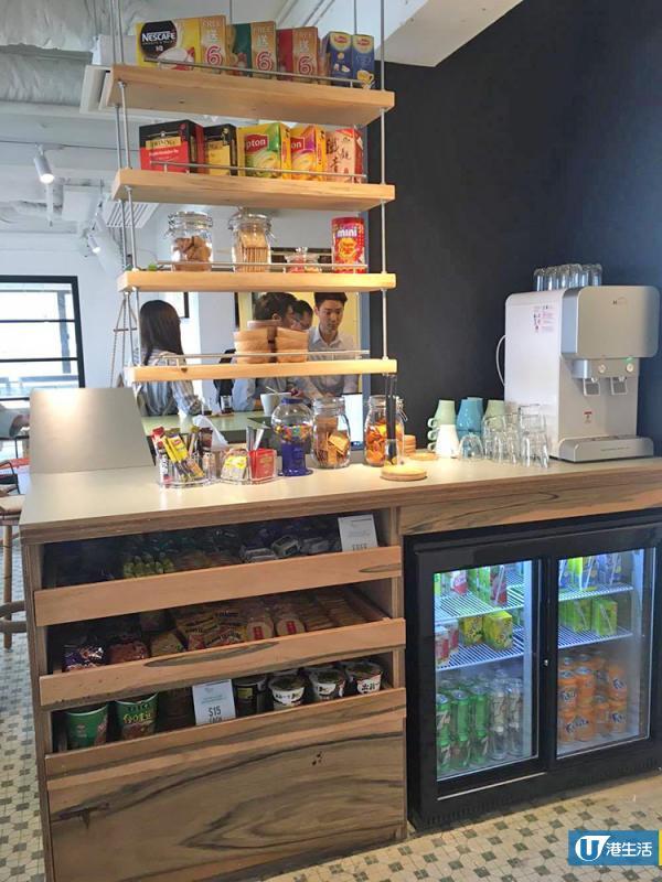3000呎樓上自修室旺角新店開幕!$88起包咖啡零食