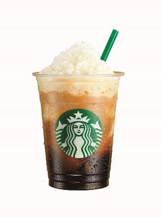 首度登陸亞洲!Starbucks全新系列「星雪冰」襲港