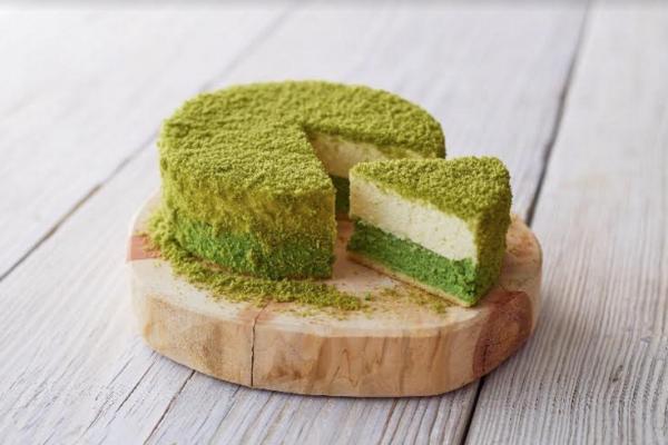 春季限定!LeTAO推抹茶雙層芝士蛋糕