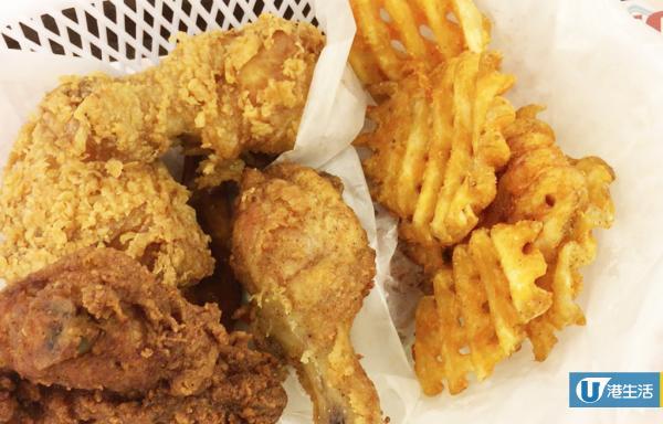 KFC肯德基優惠$50食六件雞 3款口味自選!