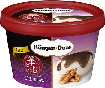 Häagen-Dazs 日本麻糬口味抵港!7-Eleven 5款雪糕新上架