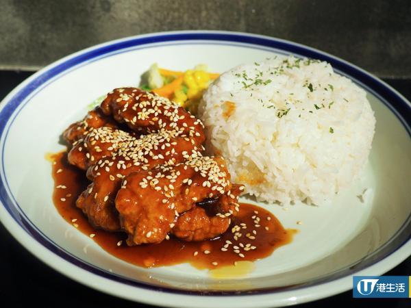 西營盤$20沙薑炸雞髀 新鮮即炸外脆內嫩!