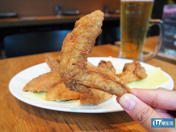 銅鑼灣Tiger Curry推歡樂時光放題 $99任飲任食啤酒、炸雞翼!