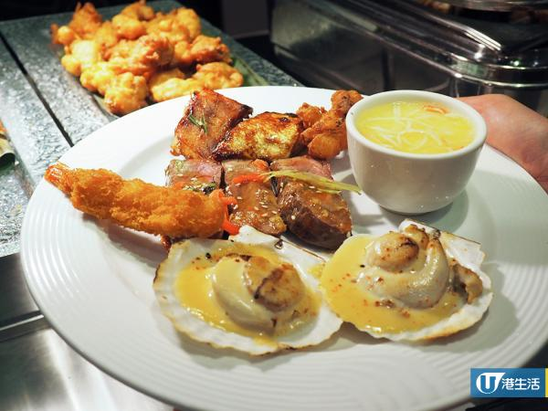 九龍城酒店新增下午茶自助餐 $125兩個半鐘食盡日本小食+甜品