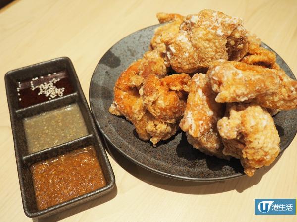東京人氣KARAYAMA炸雞店登陸香港 $12件炸雞超脆多汁!