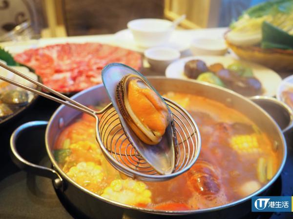 觀塘6小時半任食火鍋放題 $268歎勻刺身、海鮮、50款火鍋料