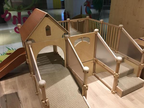夏威夷主題遊樂場 屯門首個兒童室內Playhouse