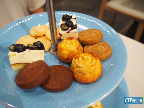 九龍灣全新主題酒店輕食下午茶 人均$93食盡8款小食+甜品!