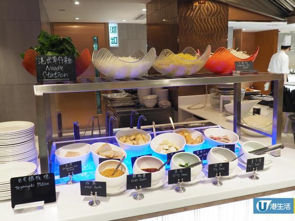 尖沙咀酒店宵夜自助餐 $200有找歎生蠔+炒海鮮+11款Mövenpick雪糕