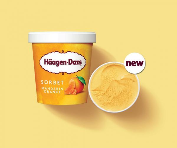 Häagen-Dazs 推出全新夏日清爽口味 酸甜水果香雪菓自製特飲