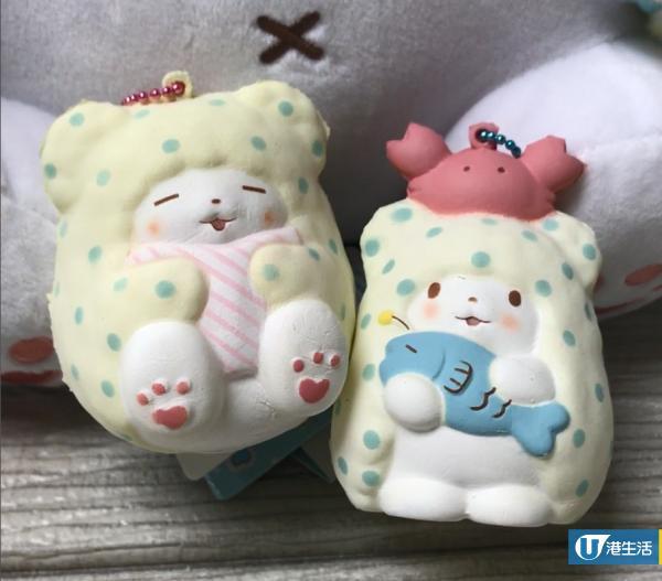 Sanrio新角色登陸香港!Moppu白熊3大精品搶先睇