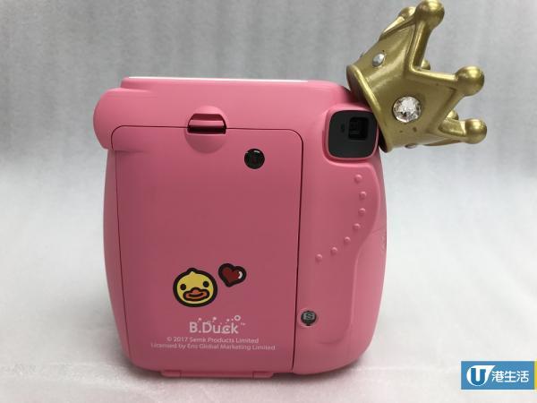 香港有得賣!特別版B Duck即影即有相機